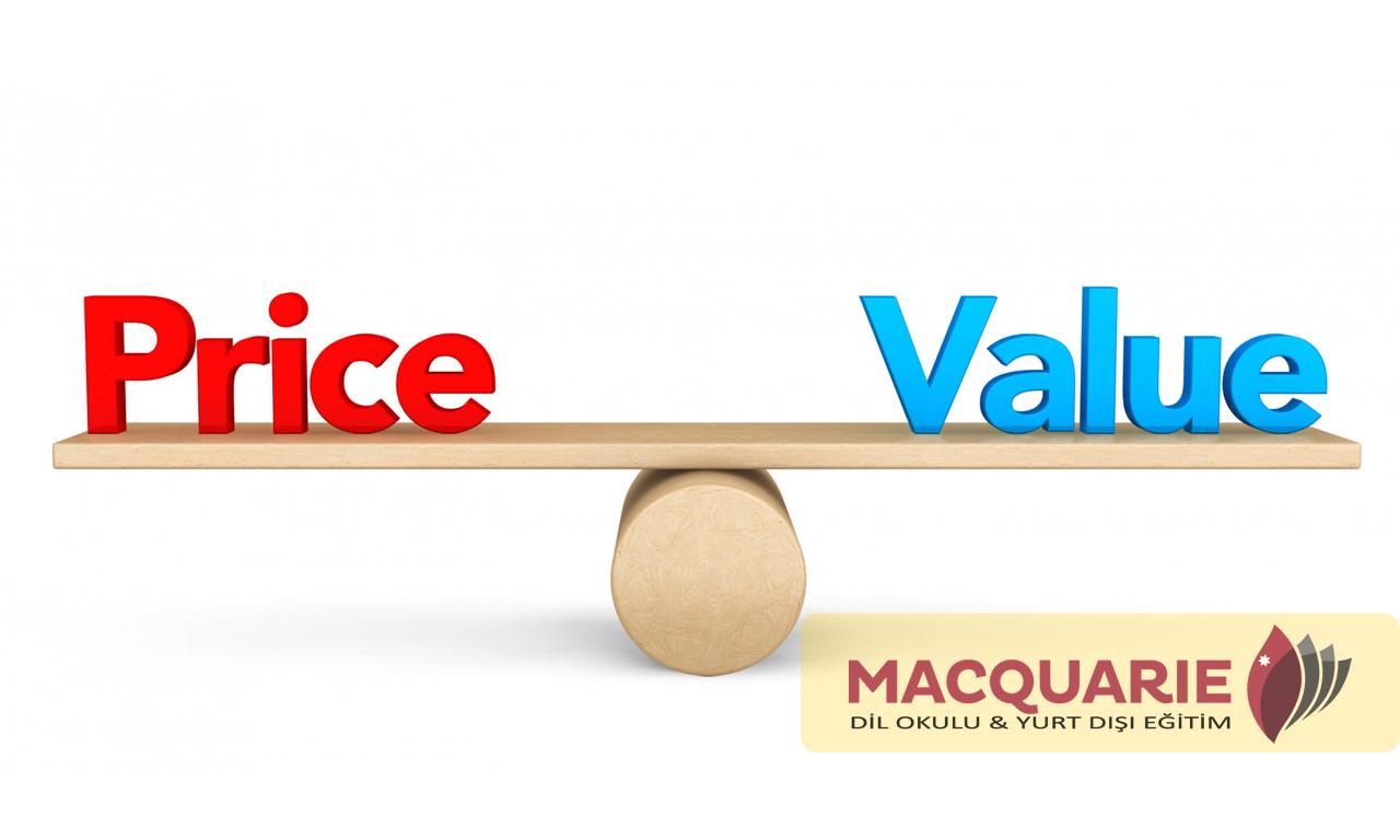 Ingilizce Kursu Fiyat Politikası Bursa Macquarie Ingilizce Kursu
